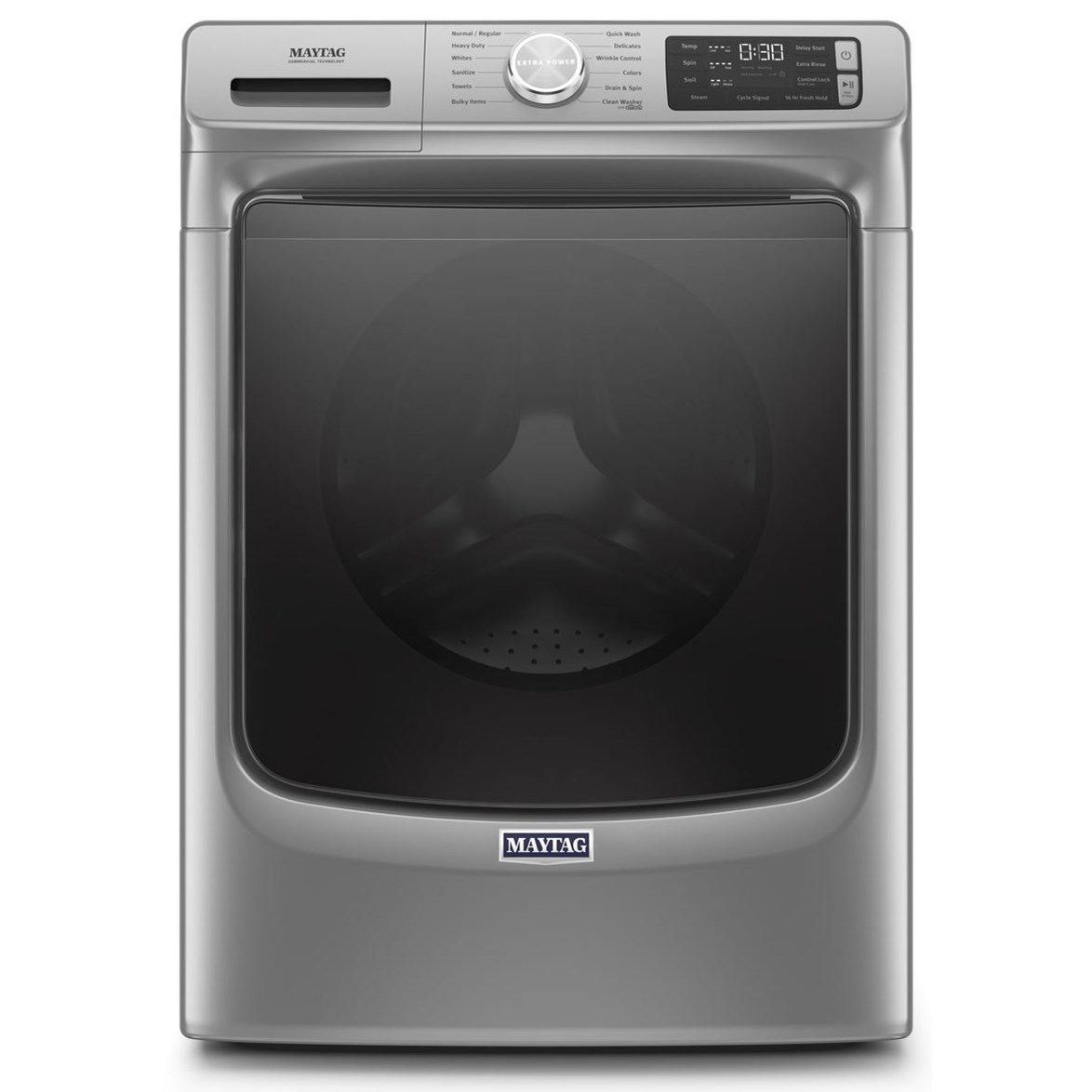 4.8 Cu. Ft. Front Load Washer