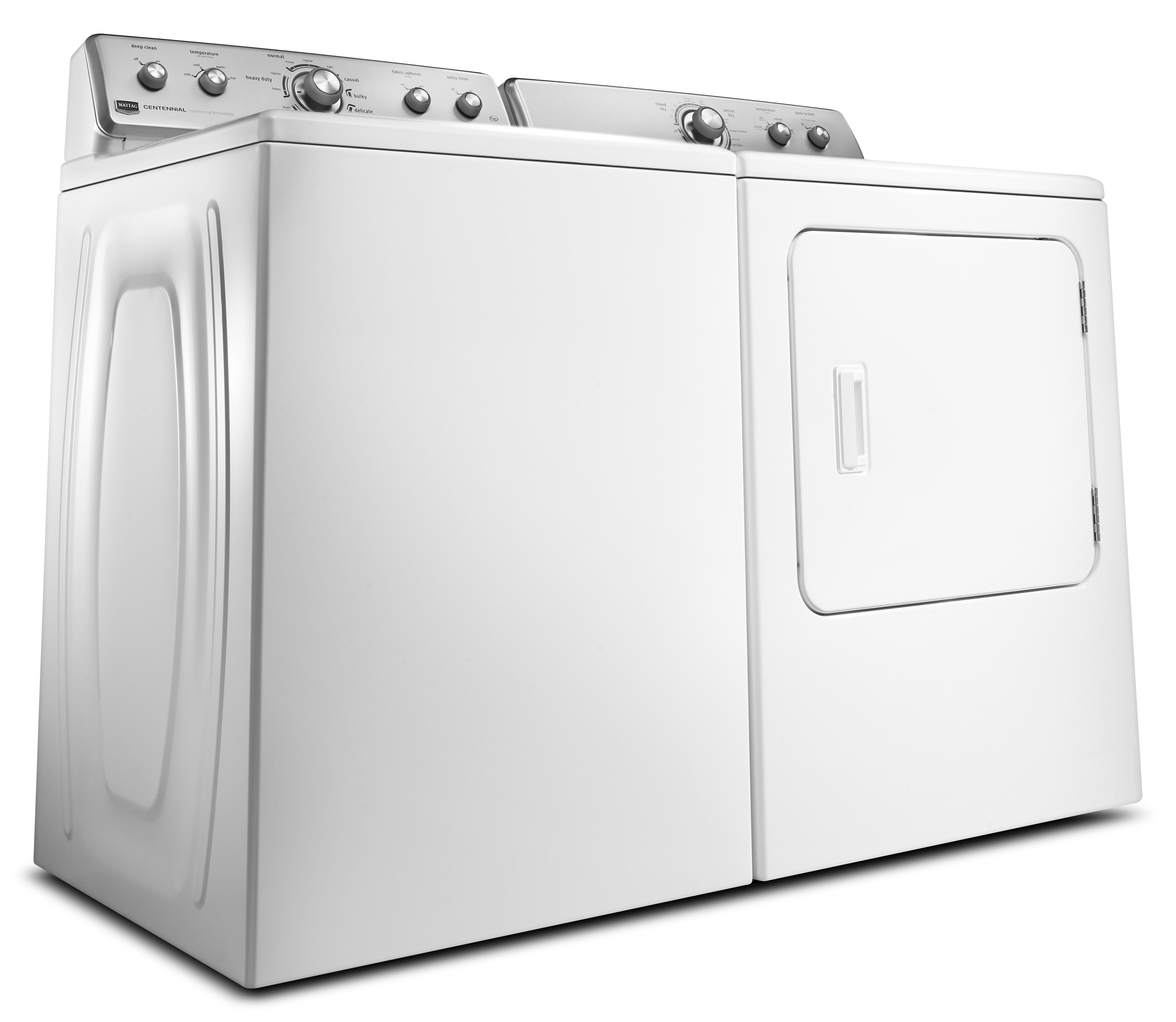Maytag Mgdc300xw7 0 Cu Ft Front Load Centennial Gas