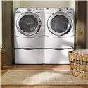 Maytag Gas Dryers 7.0 Cu. Ft. Performance Series Gas Dryer with Steam-Enhanced Cycle - Convenient Design Allows for Installation Options