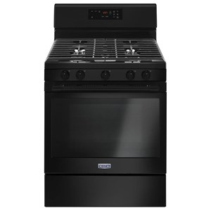5.0 Cu. Ft. 30-inch Wide Gas Range