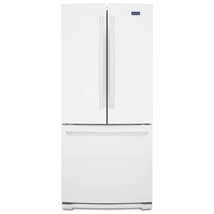 "Maytag Maytag French Door Refrigerators 30"" 20 Cu. Ft. French Door Refrigerator"