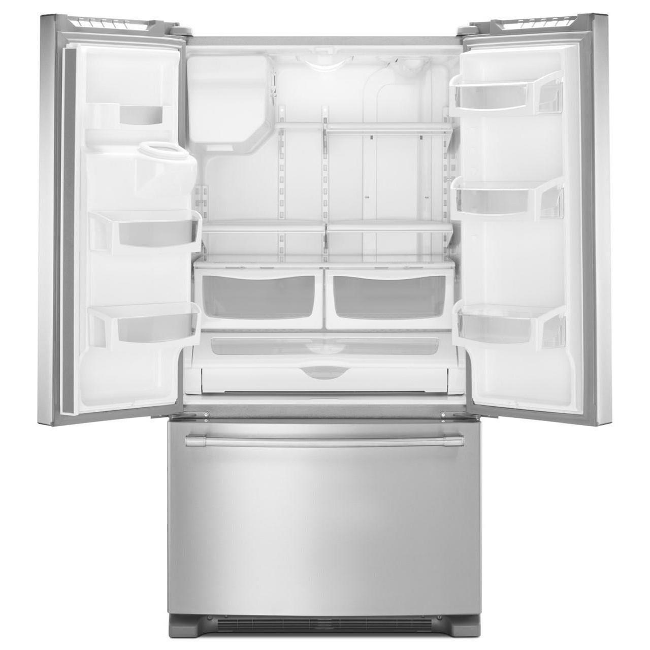 Maytag Mfi2570fez36 Inch Wide French Door Refrigerator