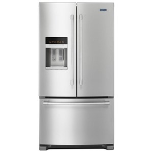 Maytag Maytag French Door Refrigerators 36-Inch Wide French Door Refrigerator