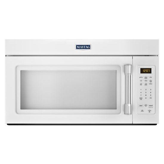 Maytag Microwaves 1.7 cu. ft. Compact Over-the-Range Microwave - Item Number: MMV1174DH