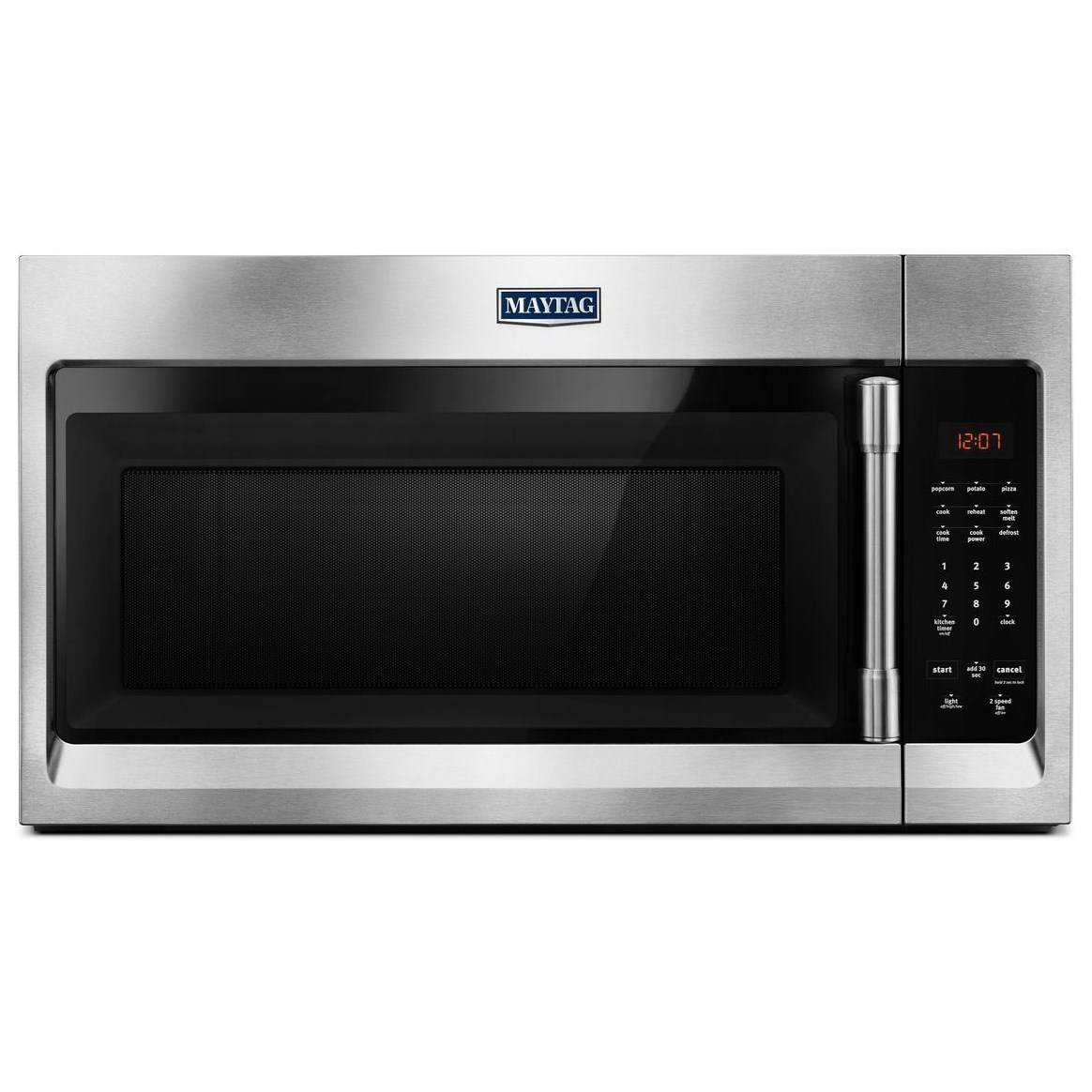Compact Over-The-Range Microwave - 1.7 Cu.Ft