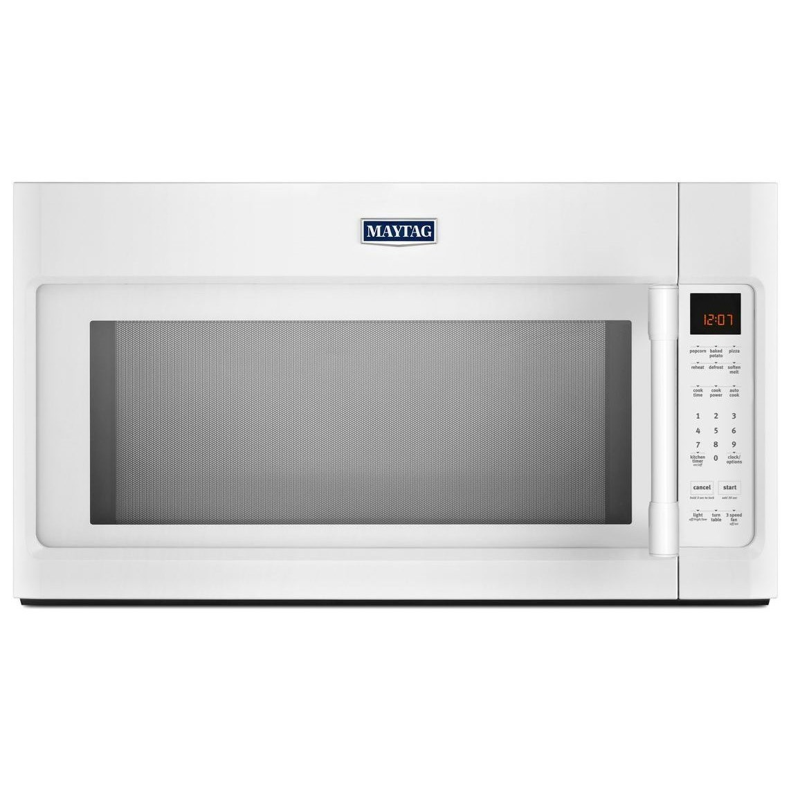Maytag Mmv4205fw Over The Range Microwave With Sensor