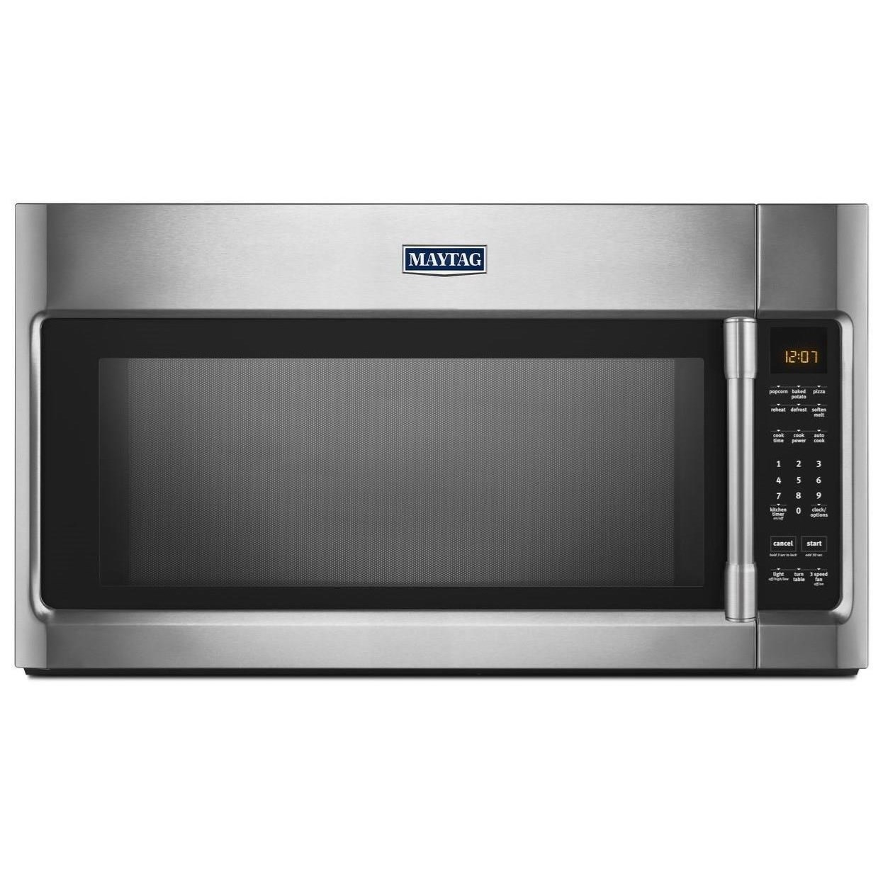 2.0 Cu. Ft. Over-the-range Microwave