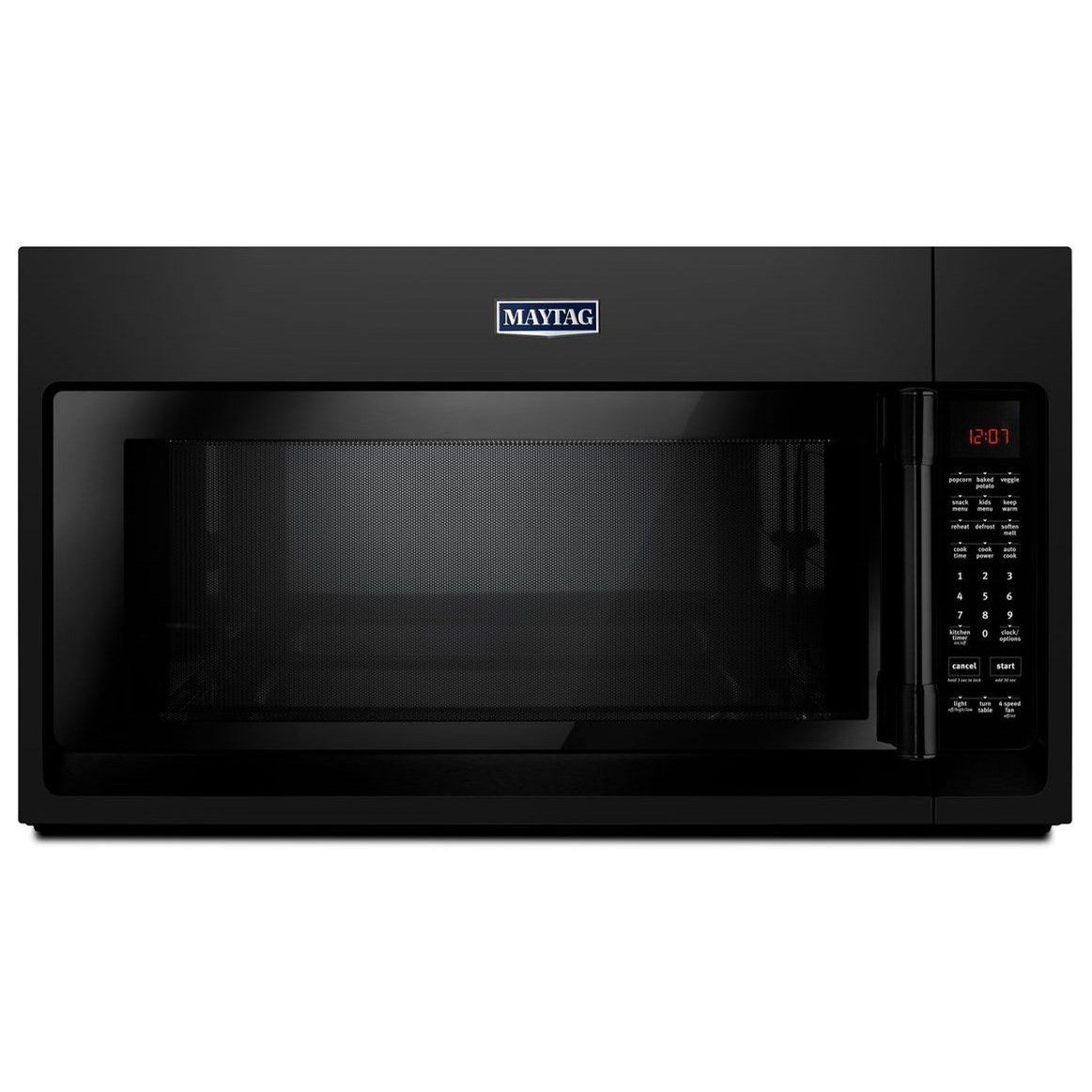 2.1 Cu.Ft. Capacity Over-The-Range Microwave