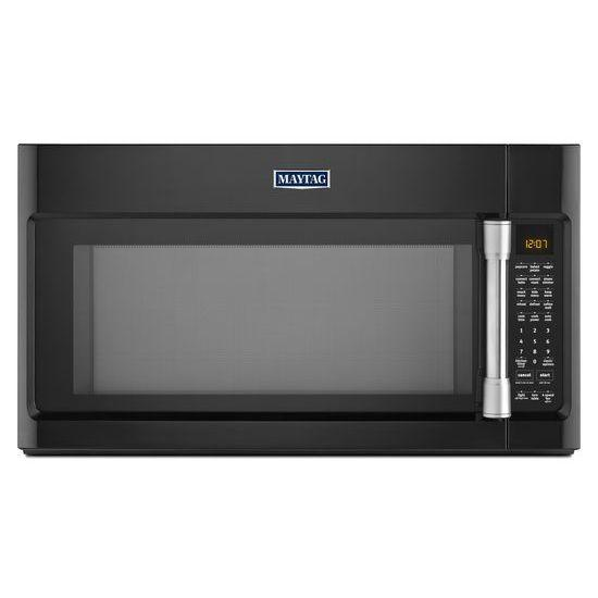 Maytag Microwaves 1.9 cu. ft. Over-the-Range Microwave with Ev - Item Number: MMV6190DE