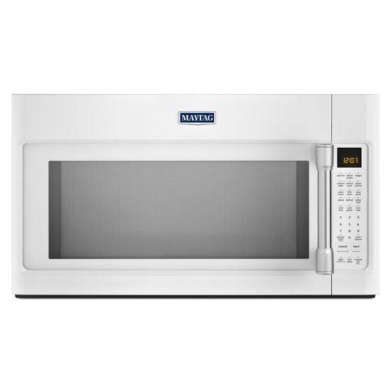 Maytag Microwaves 1.9 cu. ft. Over-the-Range Microwave with Ev - Item Number: MMV6190DH