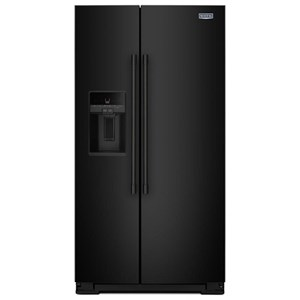36- Inch Wide Side-by-Side Refrigerator with