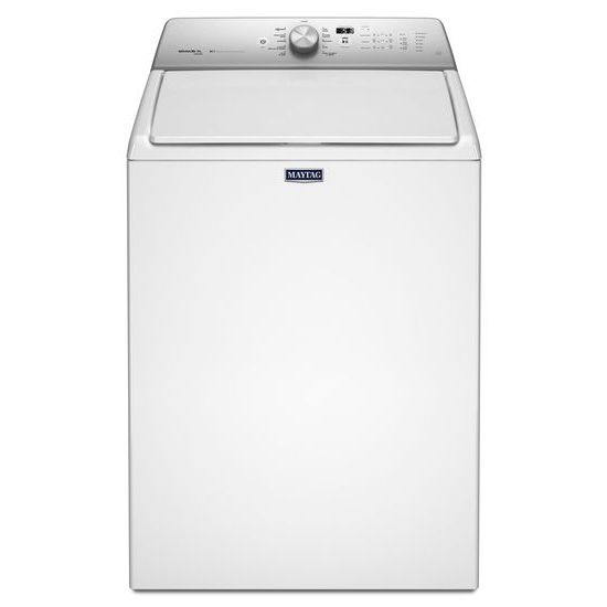 Maytag Top Load Washers Energy Star® 4.8 cu. ft. Top Load Washer - Item Number: MVWB755DW