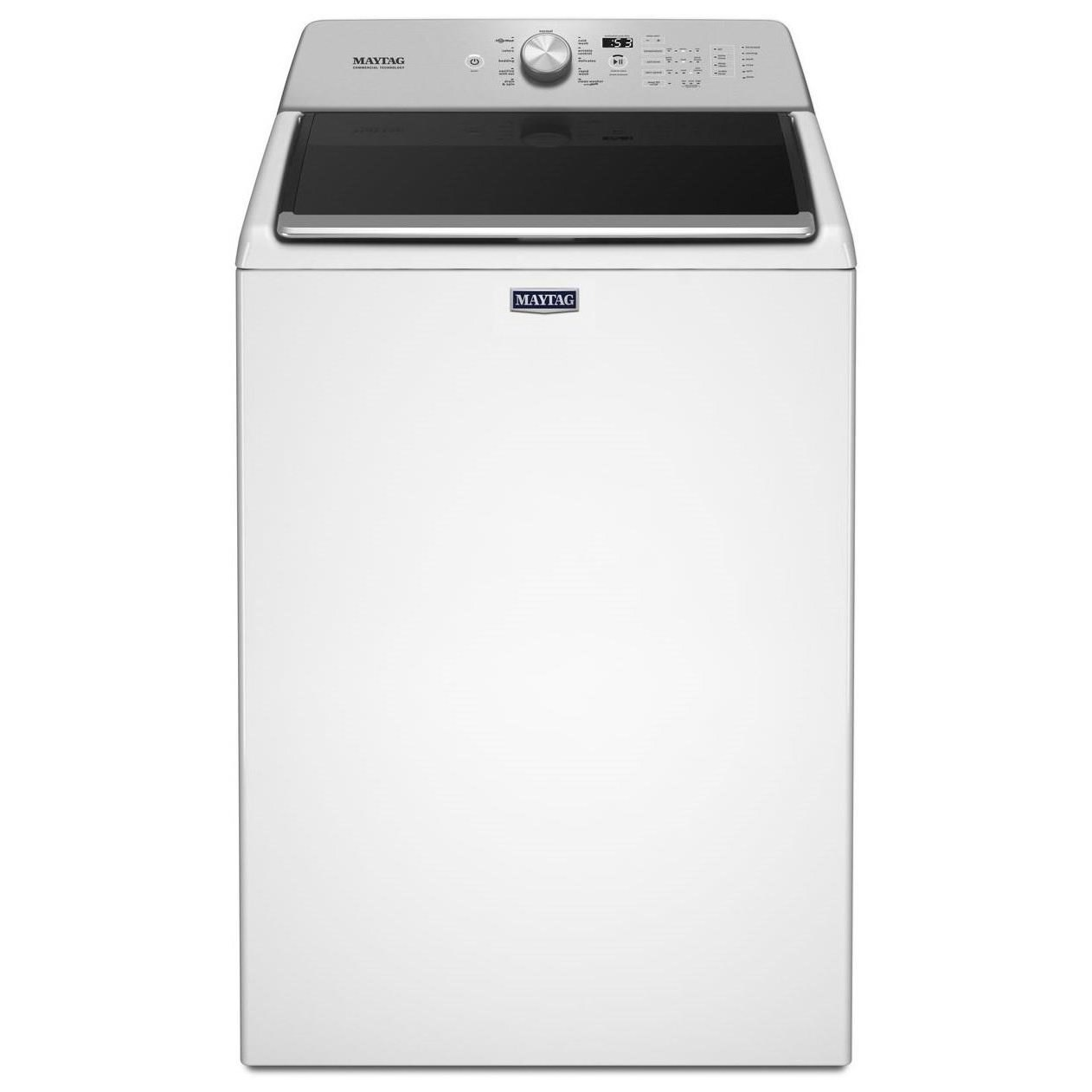 4.7 Cu. Ft. Top Load Washer