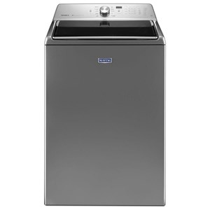 Energy Star® 5.3 cu. ft. Top Load Washer with Sanitize Cycle