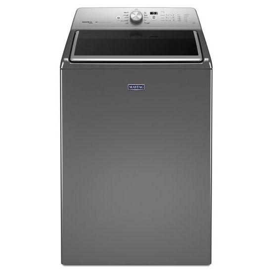 Maytag Top Load Washers Energy Star® 5.3 cu. ft. Top Load Washer - Item Number: MVWB855DC
