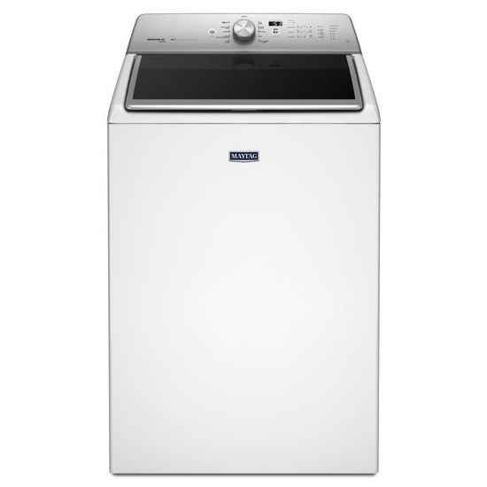 Maytag Top Load Washers Energy Star® 5.3 cu. ft. Top Load Washer - Item Number: MVWB855DW
