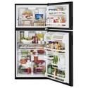 Maytag Top-Freezer Refrigerators 33-Inch Wide Top Freezer Refrigerator with PowerCold® Feature- 21 Cu. Ft.