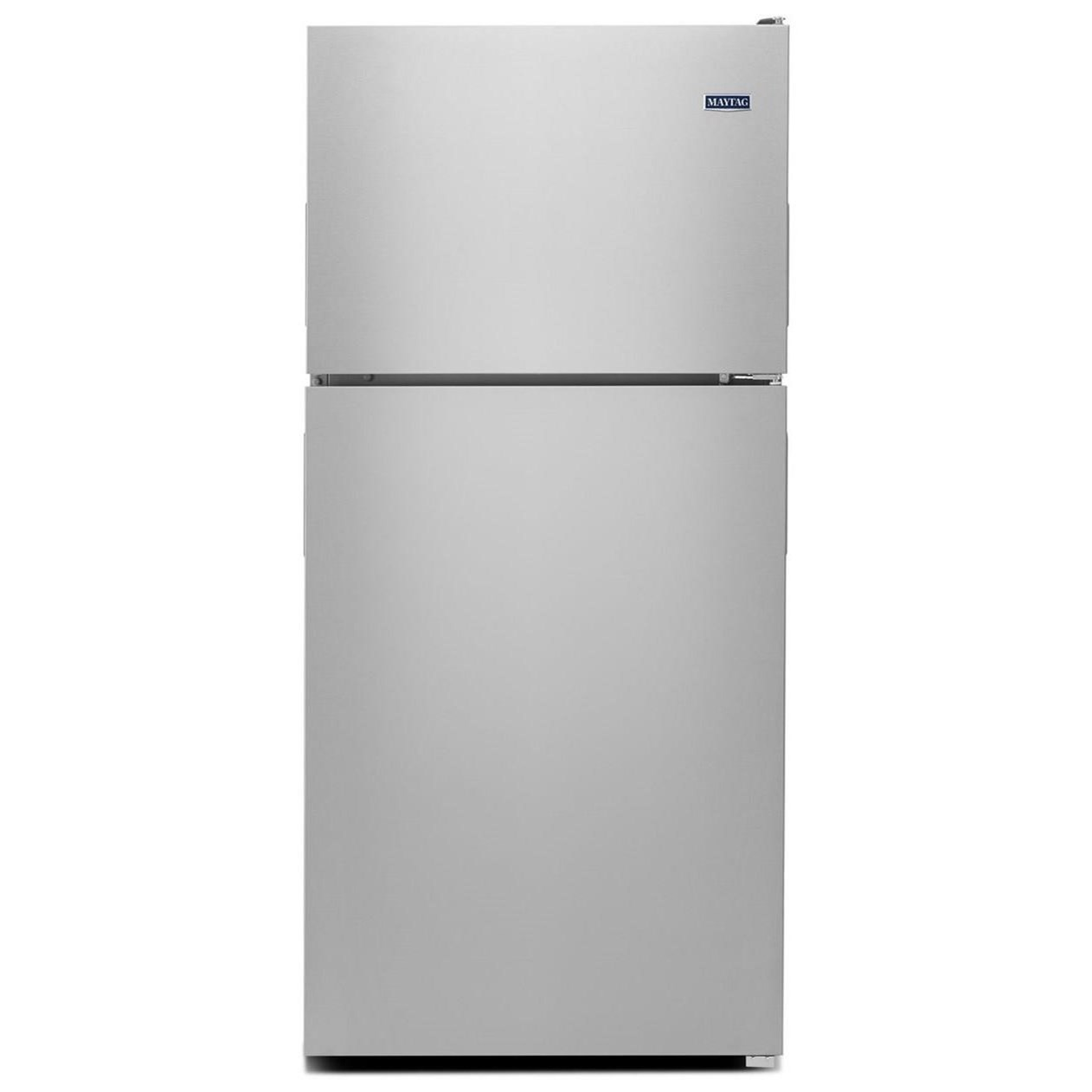 Maytag Top-Freezer Refrigerators 33-Inch Wide Top Freezer Refrigerator - Item Number: MRT311FFFM