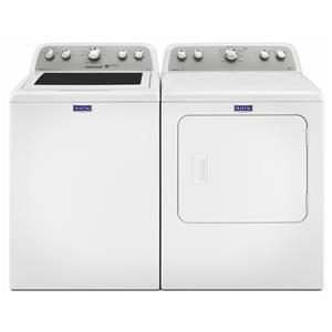 Maytag Washer and Dryer Sets Top Load Washer and Electric Dryer