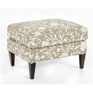 Chair / Accent Ottoman