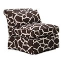 McCreary Modern 0426 Armless Slipcovered Chair - Item Number: 0426-COC