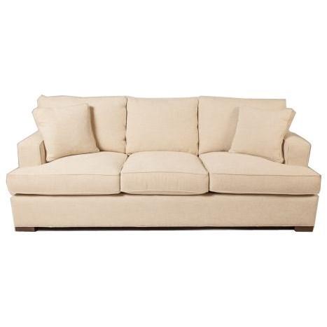 McCreary Modern Sydney III Sofa - Item Number: 0492-SAB-Trinidad Snow