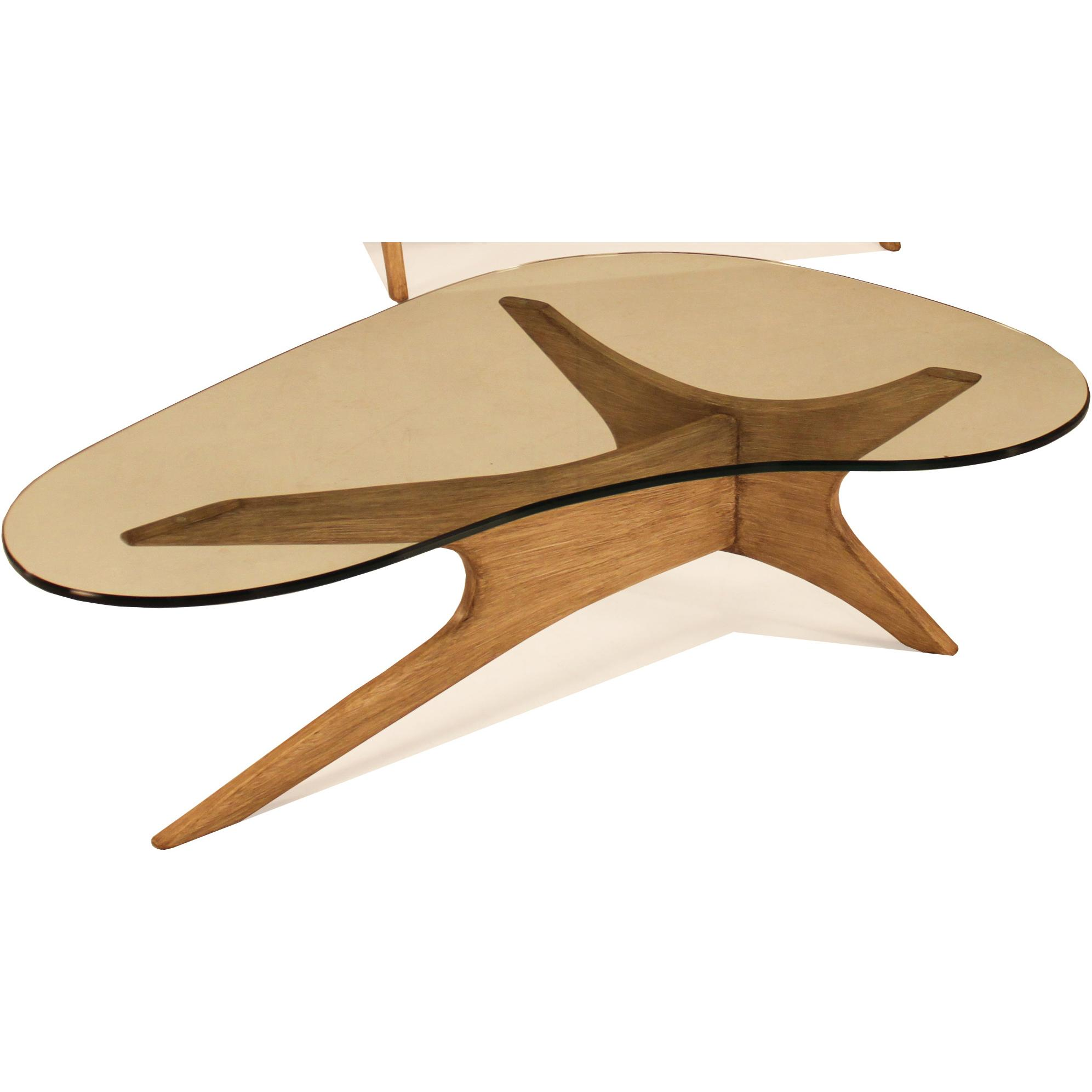 BeModern Occasional Tables Boomerang Cocktail Table - Item Number: 06BT-50B