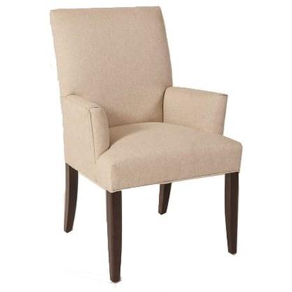 McCreary Modern Parsons V Dining Arm Chair - Item Number: 0635-DA