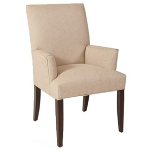 McCreary Modern Parsons V Dining Arm Chair