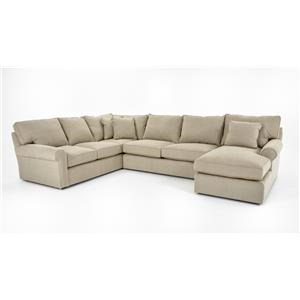 Harris Sectional with Chaise