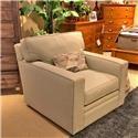BeModern Porter Swivel Chair - Item Number: 720325407