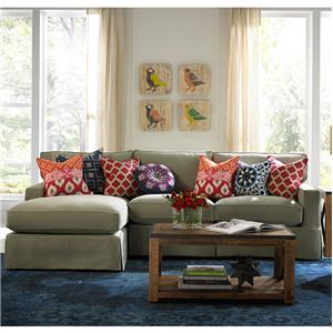 BeModern Porter Casual Sectional