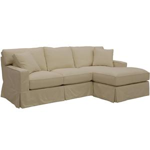 McCreary Modern 0694 Casual Sectional with Chaise