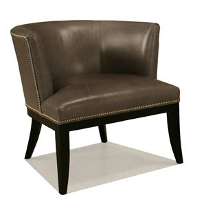 McCreary Modern 1037 Contemporary Armless Chair