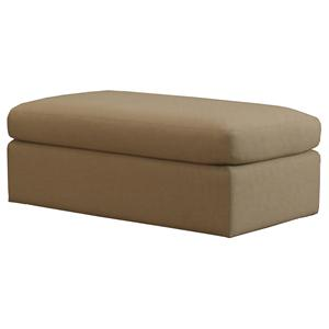 McCreary Modern 1086 Large Ottoman and a Half for Couch or Chair