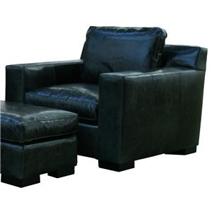 McCreary Modern 1095 Modern Chair with Plush Seat Cushions