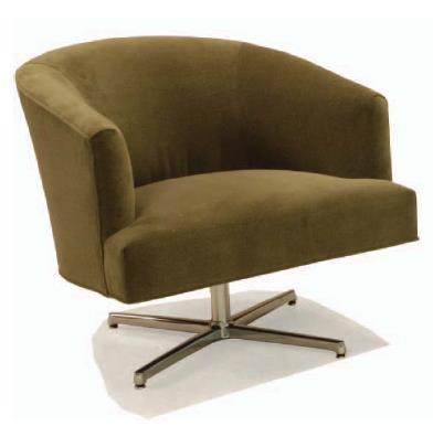 McCreary Modern 1112 Swivel Chair - Item Number: 1112-CS-Green