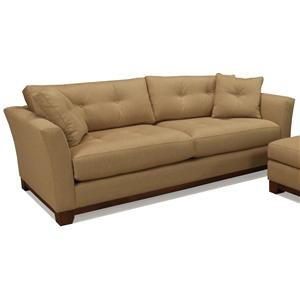 McCreary Modern 1260 Contemporary Sofa with Flared Arms and Tufted Cushions
