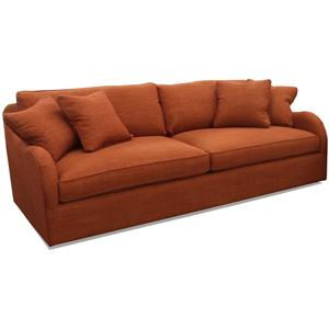 McCreary Modern 1367 Grand Sofa with English Rolled Arms