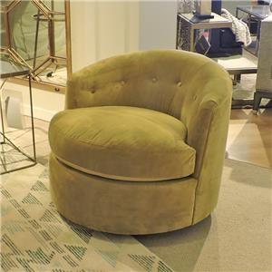 BeModern Morgan Swivel Chair