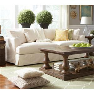 BeModern Cloud Grand Slipcover Sofa
