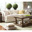 BeModern Cloud Grand Slipcover Sofa - Item Number: 0778-GACK