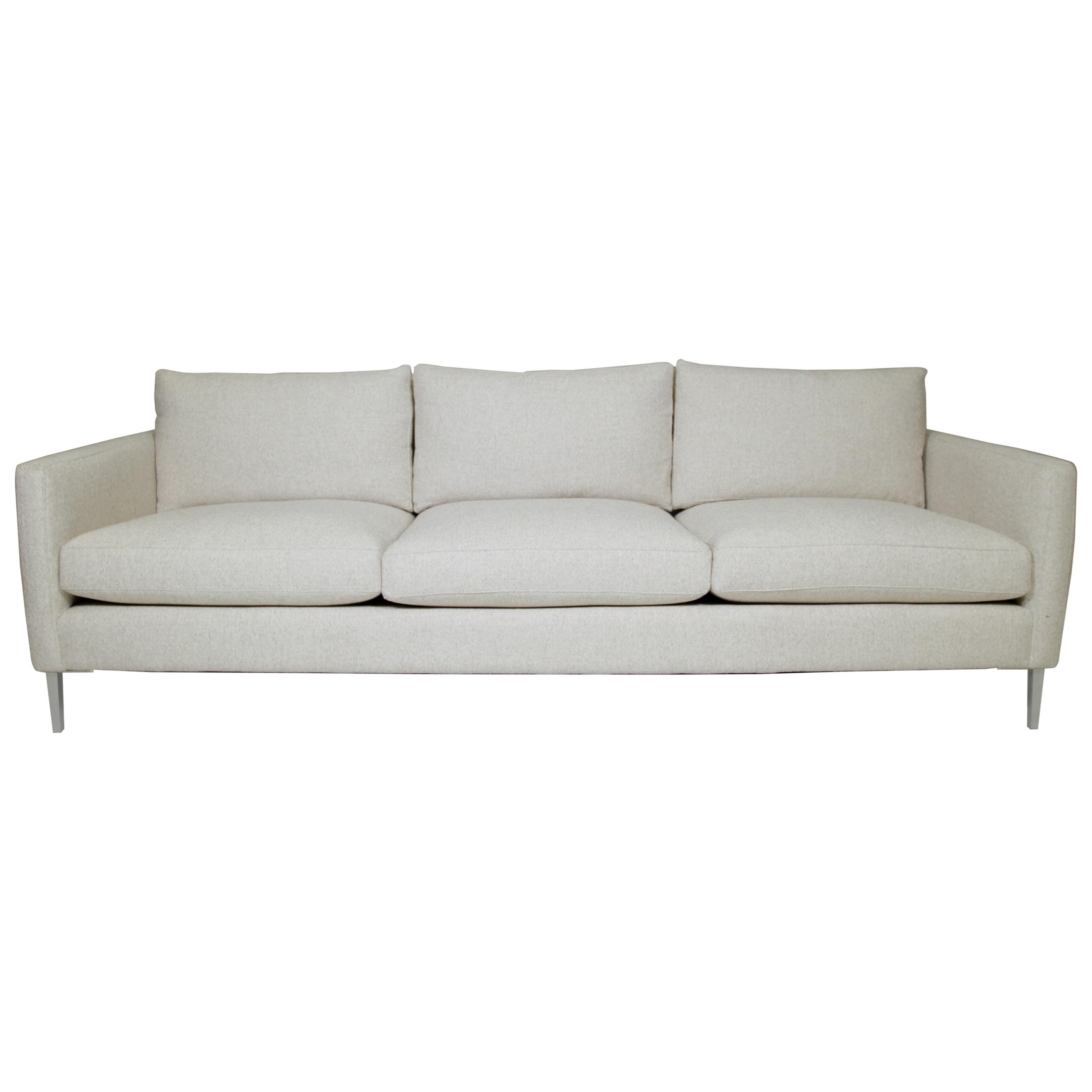 McCreary Modern Audrey II Sofa - Item Number: A371-SAB Taft Pearl