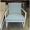 BeModern Clearance Dupione Outdoor Chair - Item Number: 631742450