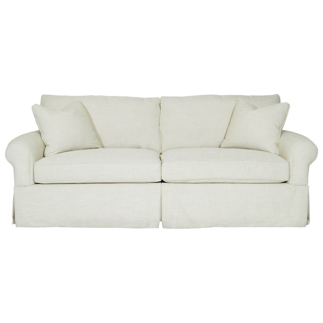 McCreary Modern Devin II Sofa   Item Number: 60BS SAB Theater Cream