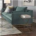 BeModern Delphine Sofa with Metal Base - Item Number: 750916968