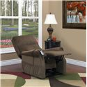 Med-Lift & Mobility 1175 Casual 2-Way Lift Recliner - 1175 Cabo Havana