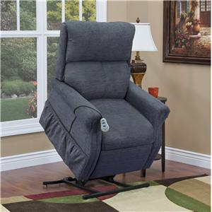 Med-Lift & Mobility 1175 Casual 2-Way Lift Recliner