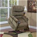 Med-Lift & Mobility 1193 Casual 3-Way Lift Recliner