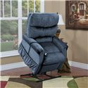 Med-Lift & Mobility 1193 Lift Recliner - Item Number: 1193 Cabo Pearl